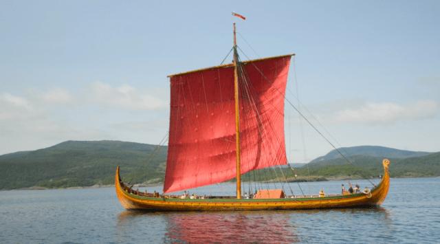 Wikinger, Langschiff, Transatlantik, Abenteuer