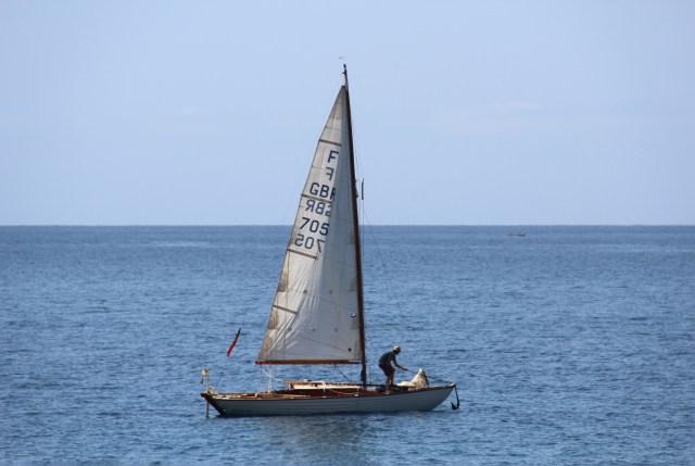 Nordisches Folkeboot, Atlantiküberquerung,