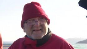 Einer der beiden 71-jährigen Skipper.