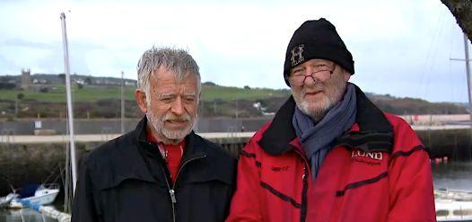 Amerikaner mit Yacht gerettet