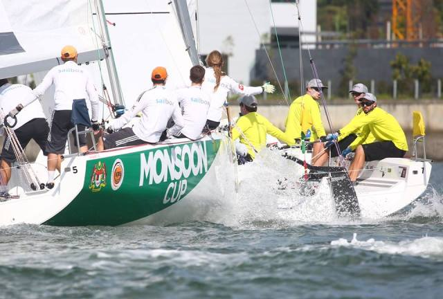 World Match Race
