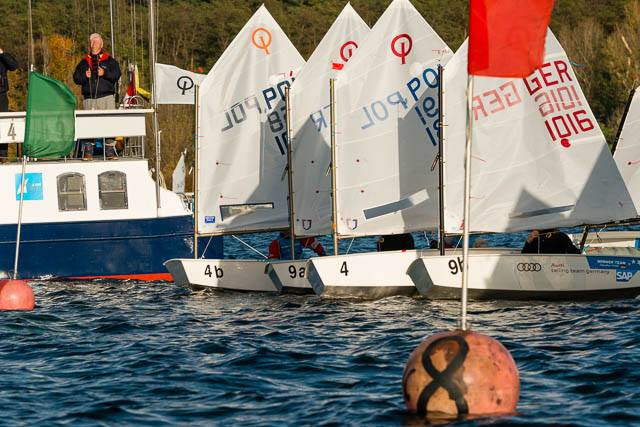 Optimist Team Race