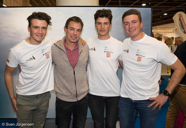 Kohlhoff Brüder Next Generation, Youth America's Cup