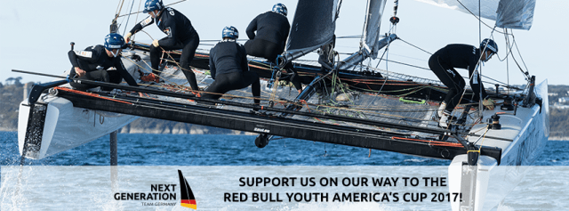 Next Generation, Youth America's Cup