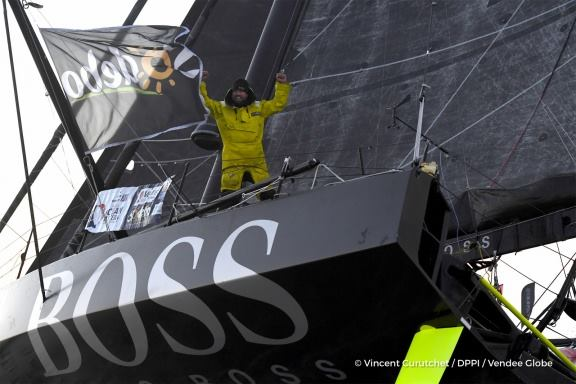 alex thomson, vendee globe