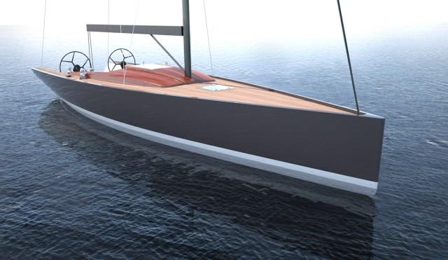 36 Fuß Dayracer der Lütje Werft, © Lütje Yachts / judel vrolijk & co.