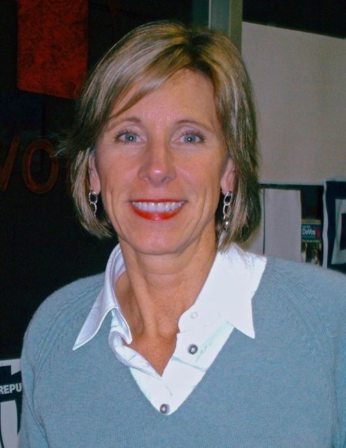 Betsy DeVos © wiki