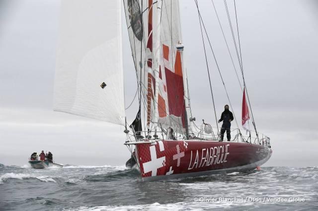 Vendée Globe, Alan Roura, Schweizer