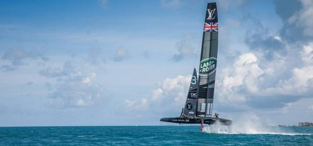 America's Cup, Historie, America