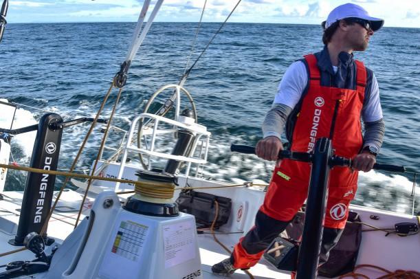 Volvo Ocean Race, Dongfeng Team,