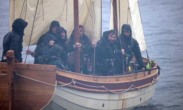 Reise Captain Bligh, TV Doku,
