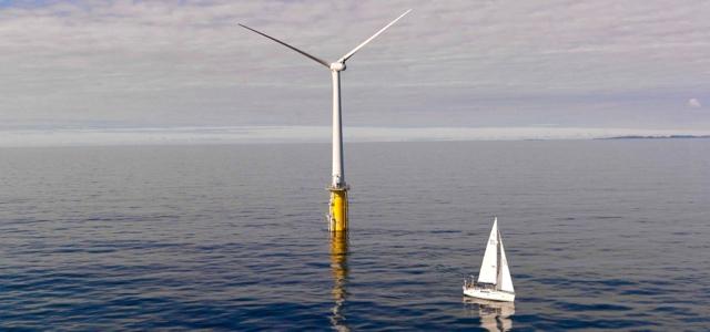 Windpark, Windrad offshore,