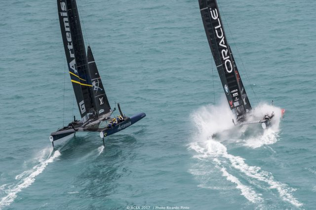 America's Cup, Oracle