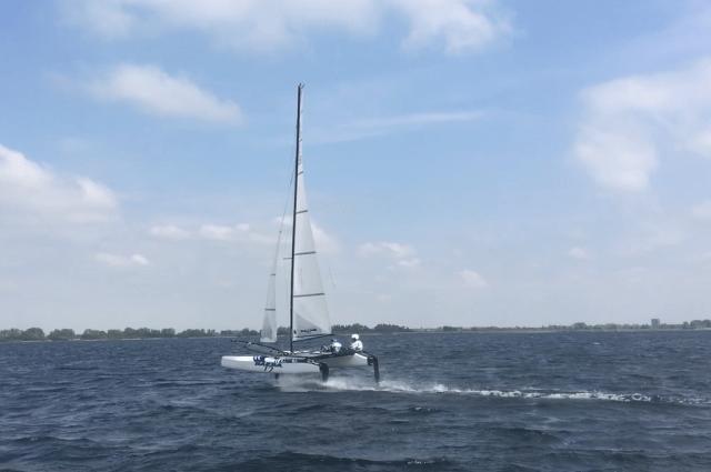 German Sailing Team, Nacra 17