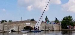Brücke, Segel, Mast