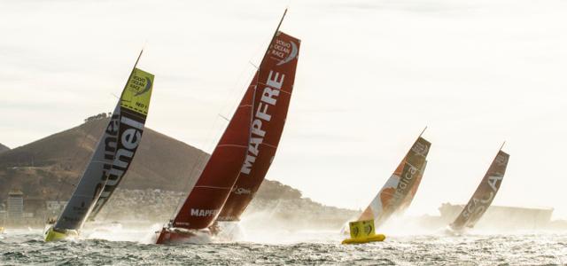Volvo Ocean Race, Neuer Turnus, Dee Caffari