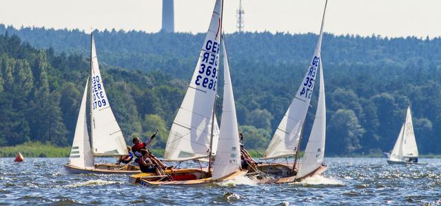 Korsar, Deutsche Meisterschaft