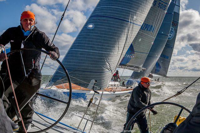 Nord Stream Race