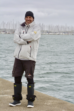 Riechers, Mini Transat, Interview