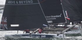Ainslie Extreme Sailing Series
