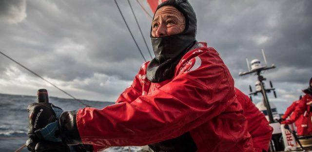 Tamara Echegoyen, Volvo Ocean Race