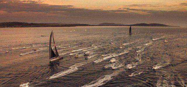 """""""Wild Oats XI"""", Sydney Hobart"""