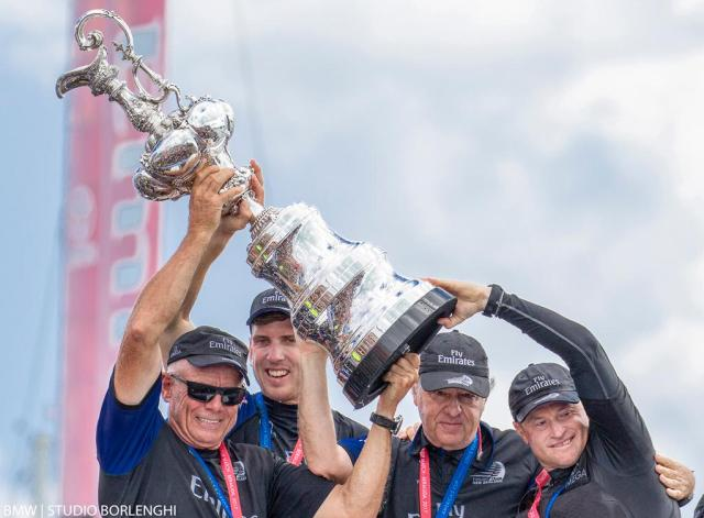 Team New Zealand, America's Cup