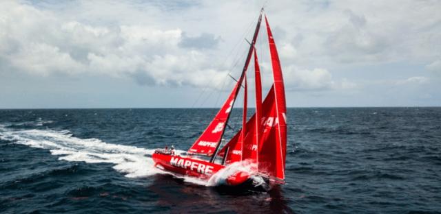 Volvor Ocean Race