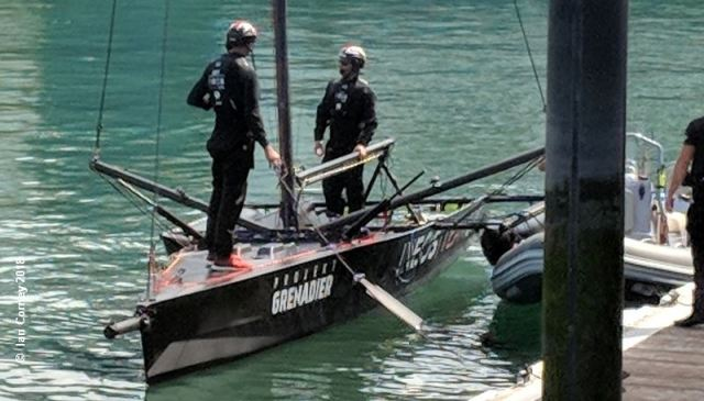 America's Cup, Ben Ainslie
