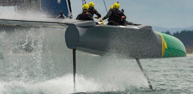 Sail GP, F50