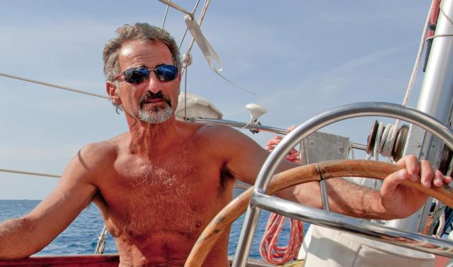 Kriminalfall, Totschlag, seekrank, Mann über Bord