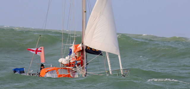 Golden Globe Race, Uku Randmaa