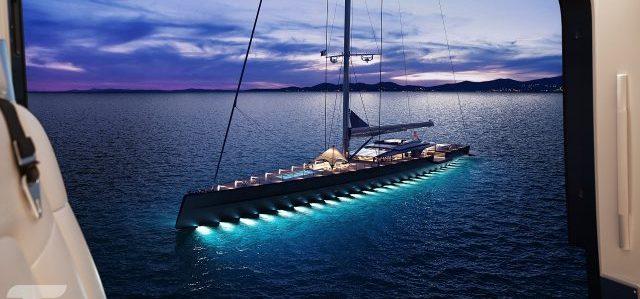 Superyacht, Megayacht, Design