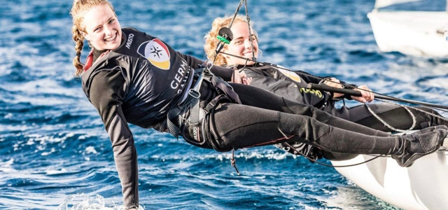 Trofeo Princesa Sofia, German Sailing Team,