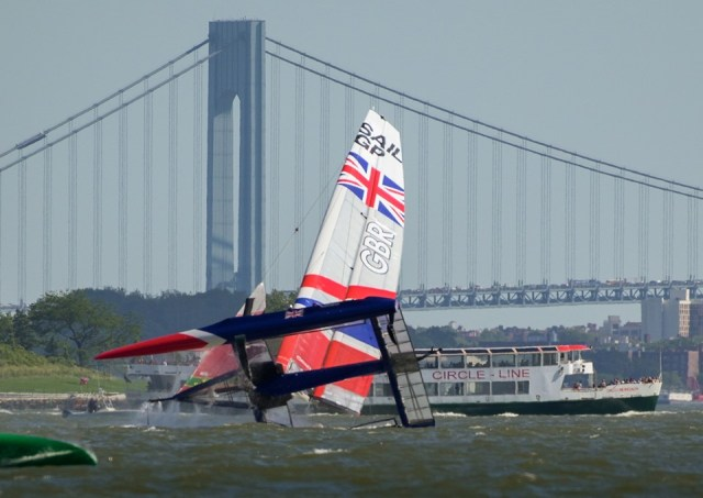SailGP, New York