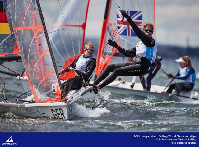 Sailing Youth Worlds