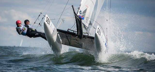 Sailing Youth Worlds