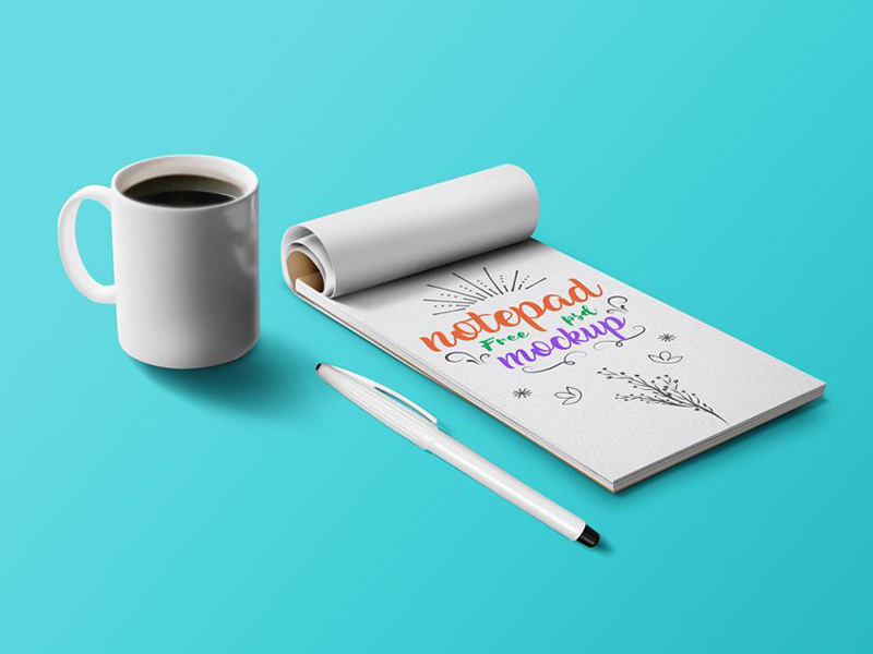 Cup And Pen