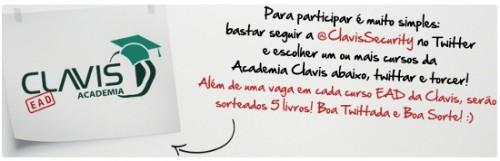 Twittada Premiada Clavis EAD