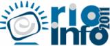 Rio Info 2011 logo