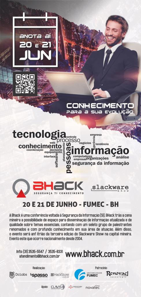 BHack 2015 - flyer