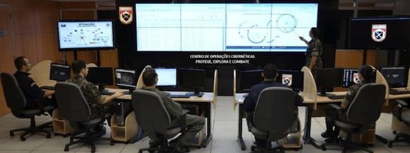 sistema militar de defesa cibernética smdc