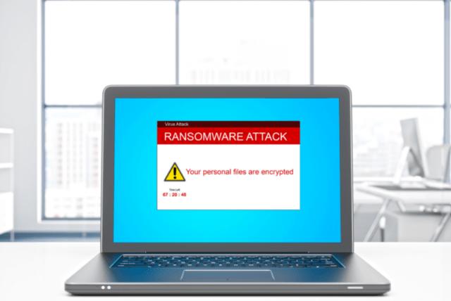 empresa atingida por ataque de ransomware com prejuízos globais