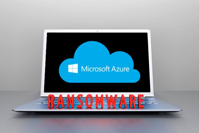 """A Microsoft revelou um novo recurso de detecção de ransomware para seus clientes do Azure que enviará alertas às equipes de segurança quando o sistema observar ações """"potencialmente associadas a atividades de ransomware""""."""