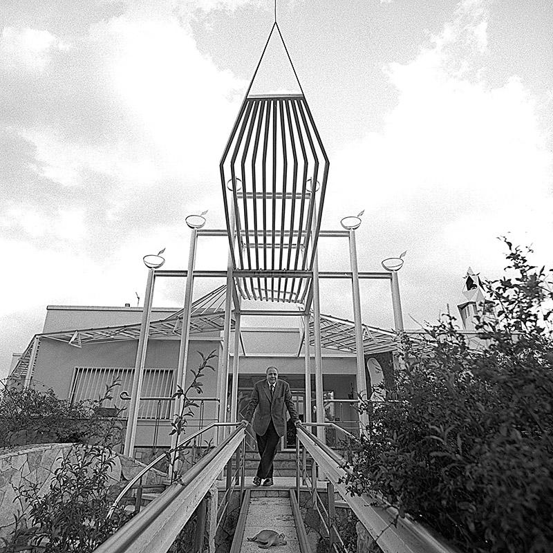 La casa dell'arte: Gino Battista