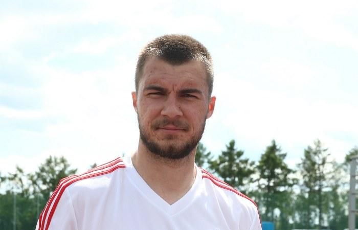 ФК «Динамо» подписал нападающего Комличенко из чешского клуба