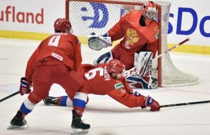 Четвертьфинал молодежного ЧМ Россия - Швейцария. Онлайн
