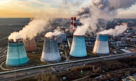 Пожар на ТЭЦ-26 в Москве потушили