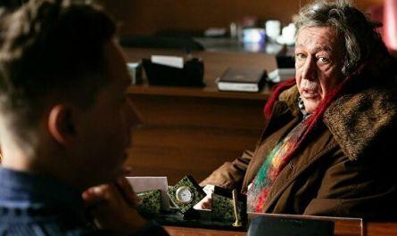 Михаил Ефремов сыграет лидера вампиров из Смоленска в новом сериале