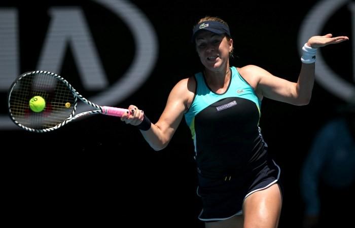 Павлюченкова проиграла в четвертьфинале Australian Open